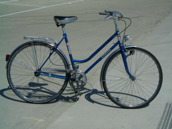 Fahrrad Ohne Gangschaltung