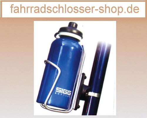 Fahrrad Bottle Fix für Trink Flaschen Halter Ø 15 45 mm